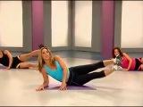5 минут для ног - упражнения на внутреннюю поверхность бедра